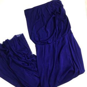 • Cynthia Rowley • Extra Long Maxi Dress [CG]